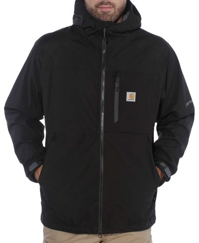 Carhartt Force Hooded - Jacka - Svart (104245.001)