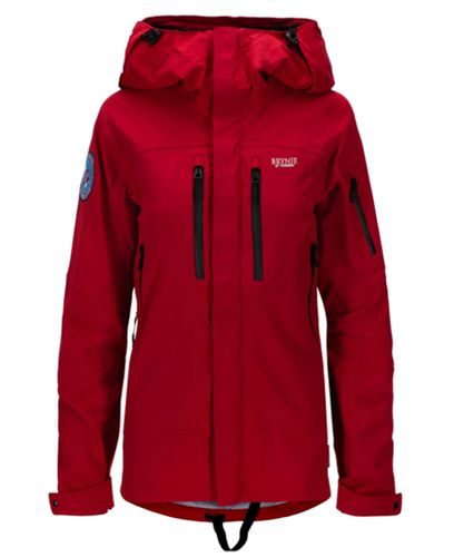 Brynje Expedition 2.0 Womens - Jacka - Röd (10951271RE)