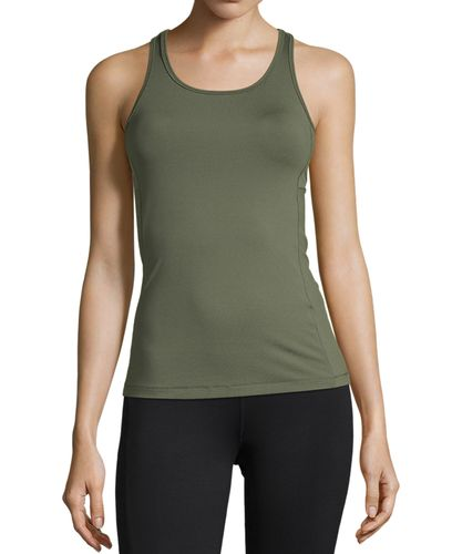 Casall Iconic racerback - Linne - Northern Green (20462-170)