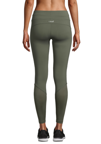 Casall Iconic 7/8 - Tights - Northern Green (21504-170)