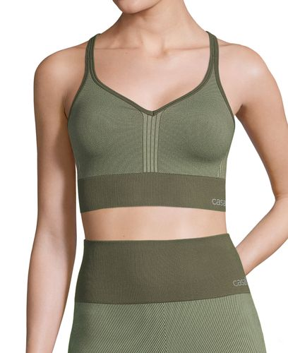 Casall Seamless Sports - Top - Northern Green (18192-170)