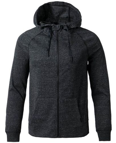 Athlecia Chestine Wmn Sweat - Träningsjacka - Dark Grey Melange (EA211392-1011)