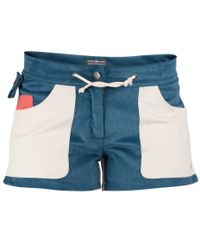 Amundsen 3 Incher Concord Womens - Shorts - Faded Blue/ Natural (WSS51.2.520)