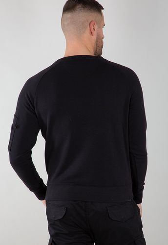 Alpha Industries X-Fit Sweat - Tröja - Svart (158320-03)