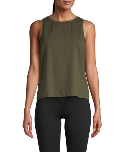 Casall Iconic Loose - Tank - Forest Green (20463-229)