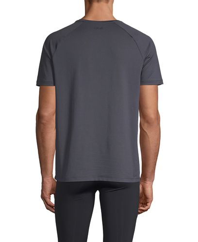 Casall M Structured - T-shirt - Boosting Blue (20370-223)