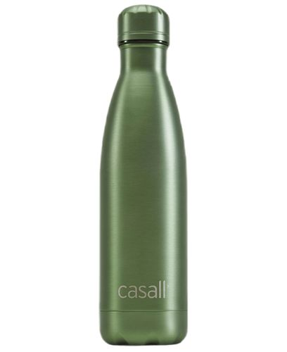 Casall ECO Cold 0,5L - Flaska - Forest Green (64014-448)