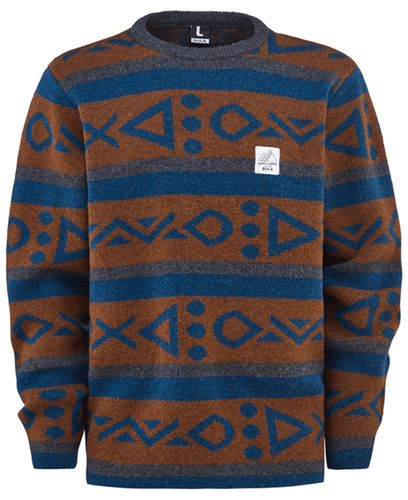 Bula Inka Wool - Tröja - Walnut (720794-WALNU)