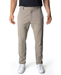 Houdini M's Commitment Chinos - Byxor - Reed Beige (297564-967)