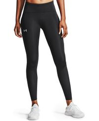 Under Armour Fly Fast 2.0 HG W - Tights - Svart (1356181-001)