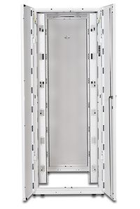 APC NetShelter SX 42U 750mm Wide x 1070mm Deep Enclosure without Sides SE White (AR3150WX609)