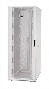 APC NetShelter SX 42U 750mm Wide x 1070mm Deep Enclosure with Sides White (AR3150W)