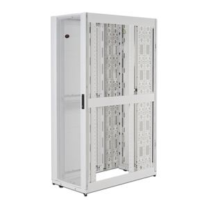 APC NetShelter SX 48U 600mm Wide x 1070mm Deep Enclosure with Sides SE White (AR3107W)