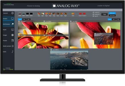 Analog Way AW VideoCompositor for LivePremier (AW-VDC-LP)