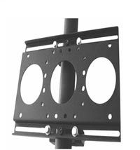 """CHIEF MFG POLE CLAMP KIT - 2 TO 3"""" (TPK2)"""