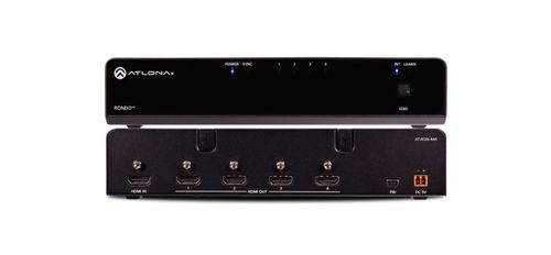Atlona 4K HDR Four-Output HDMI Distribution Amplifier (AT-RON-444)