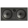 Origin Acoustics In-Wall LCR With Dual 6.5-Inch Kevlar® Woofers, Exclusive DPSD™ Tweeter Technology and the patented SpringLock™ Tool-less Mounting System.