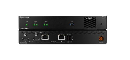 Atlona Dual Channel OmniStream R-Type AVoIP Encoder (AT-OMNI-512)