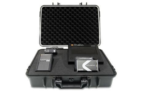 Atlona Testing Kit Includes AT-DIS7-PROHD,  AT-HD800, HDSync and Battery for Monitor and Pelican Case (KIT-PROHD3)