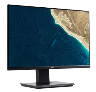 ACER BW257Qbmiprx 25inch Wide 16:10 4ms 300cd/m2 IPS VGA HDMI DP Audio In/Out Height adj. Pivot Black EcoDisplay (UM.KB7EE.001)