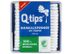 Q-tips Bomullspinner Q-TIPS papir (206)