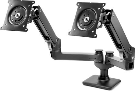 HP Hot Desk Stand Monitor Arm (W3Z74AA)