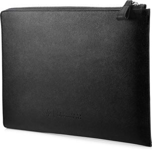 HP Elite 13.3inch Blk Leather Sleeve (2VY62AA)