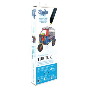 3DOODLER Project Kits to the Create, PRO, 2.0 & 1.0 Tuk Tuk (3DRTT)
