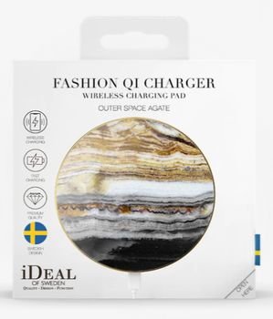 iDEAL OF SWEDEN IDEAL FASHION QI CHARGER OUTER SPACE AGATE