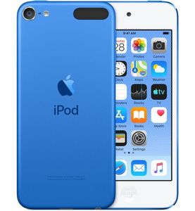 APPLE IPOD TOUCH 128GB - BLUE                                  IN CABL (MVJ32KS/A)