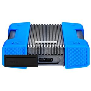 A-DATA HD830 External HDD 5TB Blue (AHD830-5TU31-CBL)