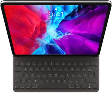 APPLE SMART KEYBOARD FOLIO FOR 12.9-INCH IPAD PRO G4 SWEDISH    SW PERP (MXNL2S/A)