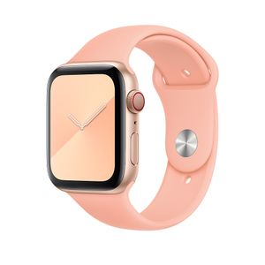 APPLE Band 44 Grapefruit Sport-Zml (MXNY2ZM/A)