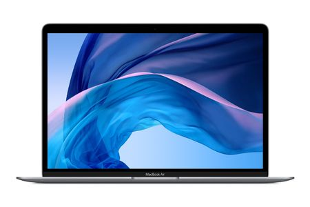 APPLE 13-inch MacBook Air  1.1GHz quad-core 10th-generation Intel Core i5 processor,  512GB - Space Grey (MVH22DK/A)
