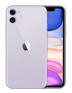 APPLE iPhone 11 64 GB Violett MHDF3ZD/A (MHDF3ZD/A)