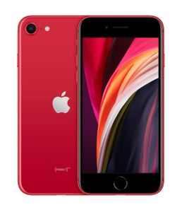 APPLE iPhone SE 256GB (PRODUCT)RED (MHGY3FS/A)
