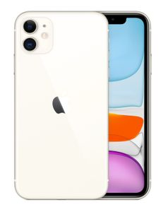 APPLE iPhone 11 64GB white EU (MWLU2CN/A)