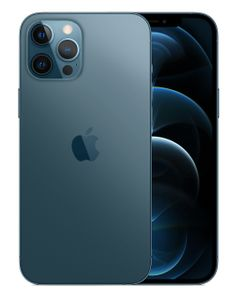 APPLE iPhone 12 Pro Max 128GB Stillehavsblå Smarttelefon,  6,7'' Super Retina XDR-skjerm,  12+12+12MP kamera, IP68, 5G (MGDA3QN/A)