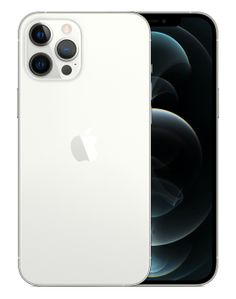 APPLE iPhone 12 Pro Max 256GB Sølv Smarttelefon,  6,7'' Super Retina XDR-skjerm,  12+12+12MP kamera, IP68, 5G (MGDD3QN/A)