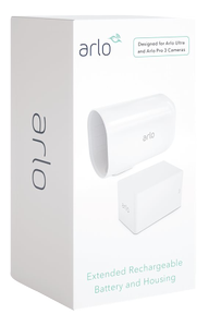 ARLO Ultra Pro 3 Extended XL Rechargeable Battery and Housing (VMA5410-10000S)