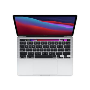 "APPLE MacBook Pro 13.3"", M1 chip (2020), 8core CPU and 8core GPU, 8Gb RAM, 512GB SSD - Silver (MYDC2KS/A)"