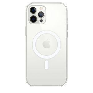 APPLE Clear Deksel 12 Pro Max, Transpare Deksel til iPhone 12/12 Pro (MHLN3ZM/A)