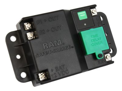 RAM MOUNT RAM VEHICLE CHARGE PROTECT SAFE-T-CHARGE (RAM-234-VCP1U)