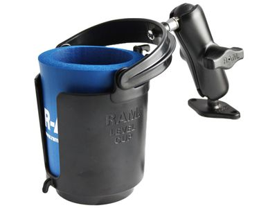RAM MOUNT UNPKD RAM DRINK CUP HOLDER W DIAMOND BAS (RAM-B-102-132U)