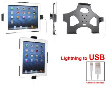 BRODIT holder for kabeltilkobling App... För Apple original Lightning-till-USB-k. (514451)