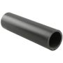 "RAM MOUNT RAM 1.11 OD X 4"" LONG BLACK PVC PIPE"