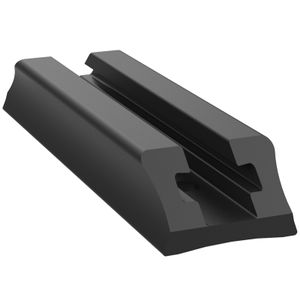 "RAM MOUNT UNPK 3"" EXTRUDED COMPOSITE TOUGH-TRACK (RAP-TRACK-DR-3U)"