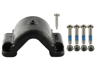 RAM MOUNT UNPKD RAIL MNT ADAPTER KIT RAP-202-225 (RAP-233U)