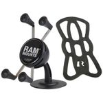 RAM MOUNT RAM LIL' BUDDY MOUNT X-GRIP HOLDER (RAP-SB-180-UN7U)