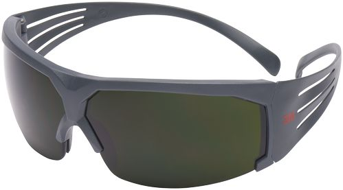 3M SecureFit 600 besk.brille grøn DIN5 (SF650AS)
